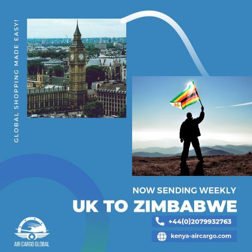 CARGO TO ZIMBABWE