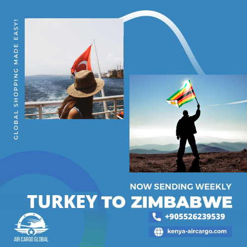 Air Cargo from Turkey to Zimbabwe